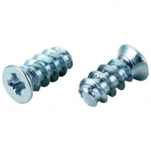 Flat Head Euro Screw