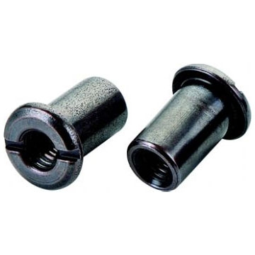 Furniture connector nut slot for Furniture joint connectors